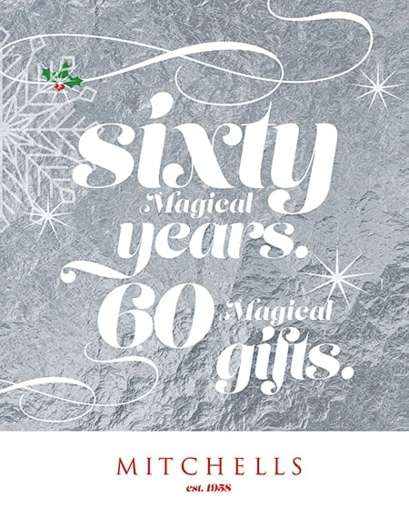 Sixty years book for mitchells 2018