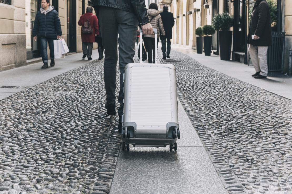 FPM Customizable Luggage