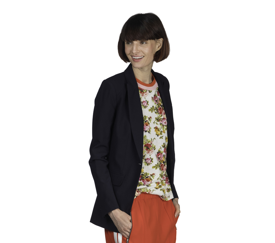Veronica Beard Navy Blazer