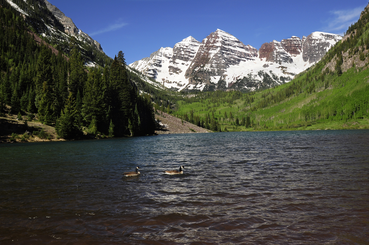 Summer is almost here and the mountains out west are calling. We asked local luxury travel agent Elisa Brown to share