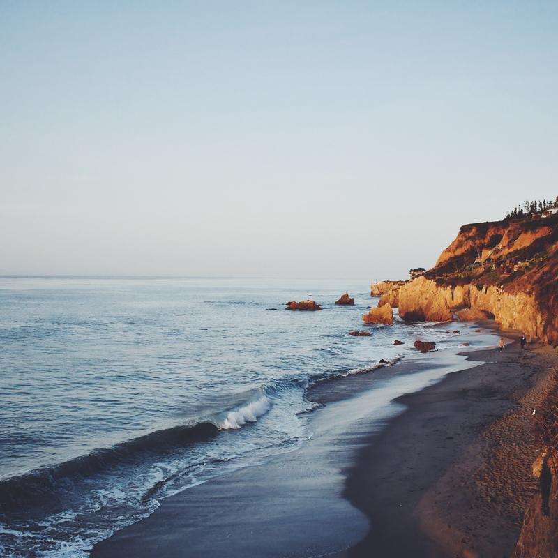 Malibu, California Landscape