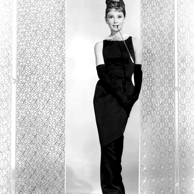 From Audrey Hepburn to Angelina Jolie, learn more about how the LBD has been a mainstay in women's fashion .