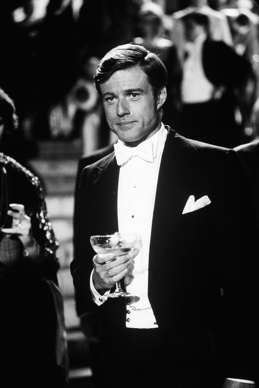 Robert Redford in Great Gatsby