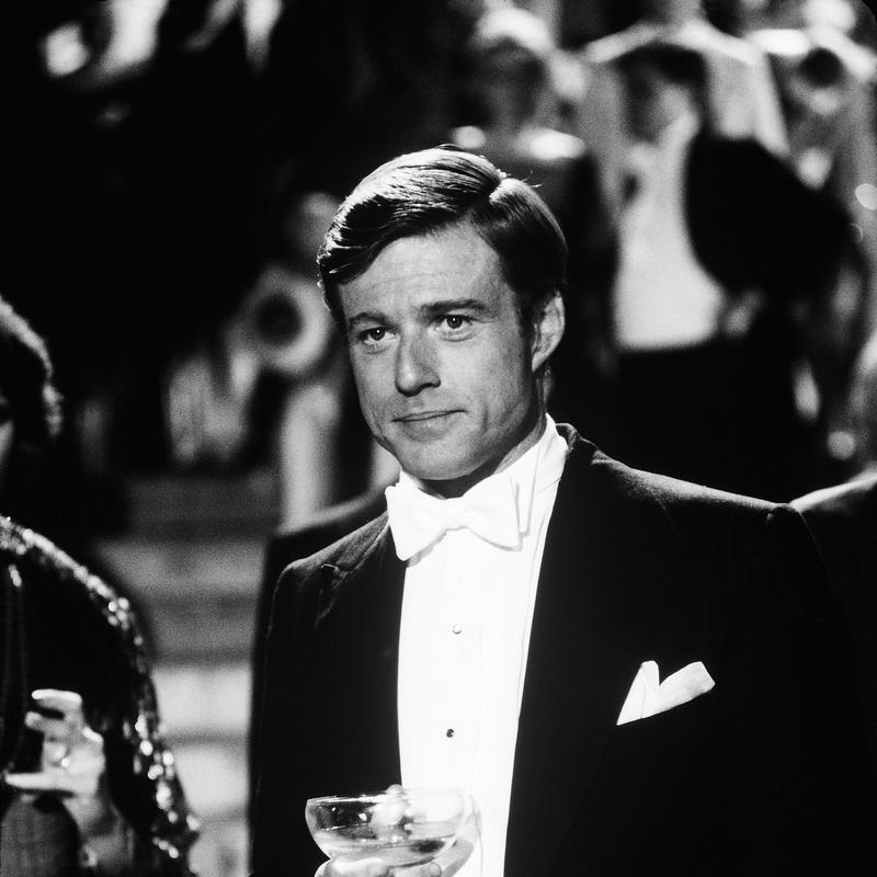 Robert Redford in Great Gatsby