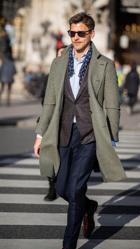 Men's Classic Style
