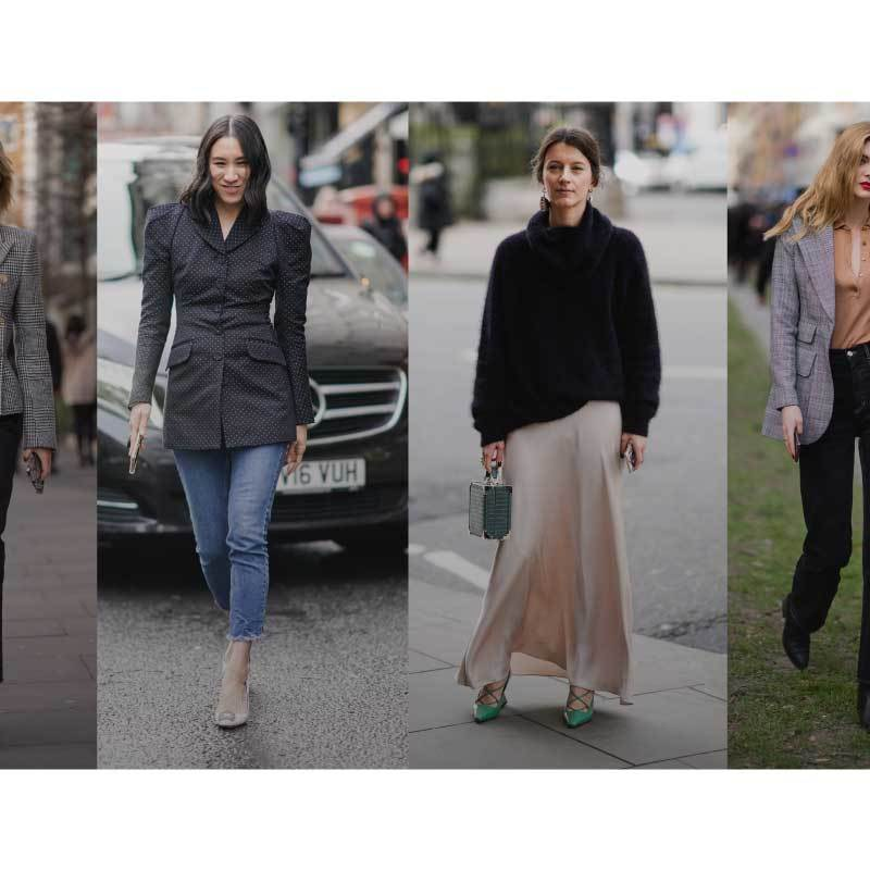 e333f41b Best Street Style from Fashion Month | Mitchell Stores
