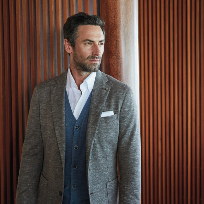 Business casual for men: is it a dress code or is it a style? The helpful-not-so-helpful answer is yes. It's both. It's