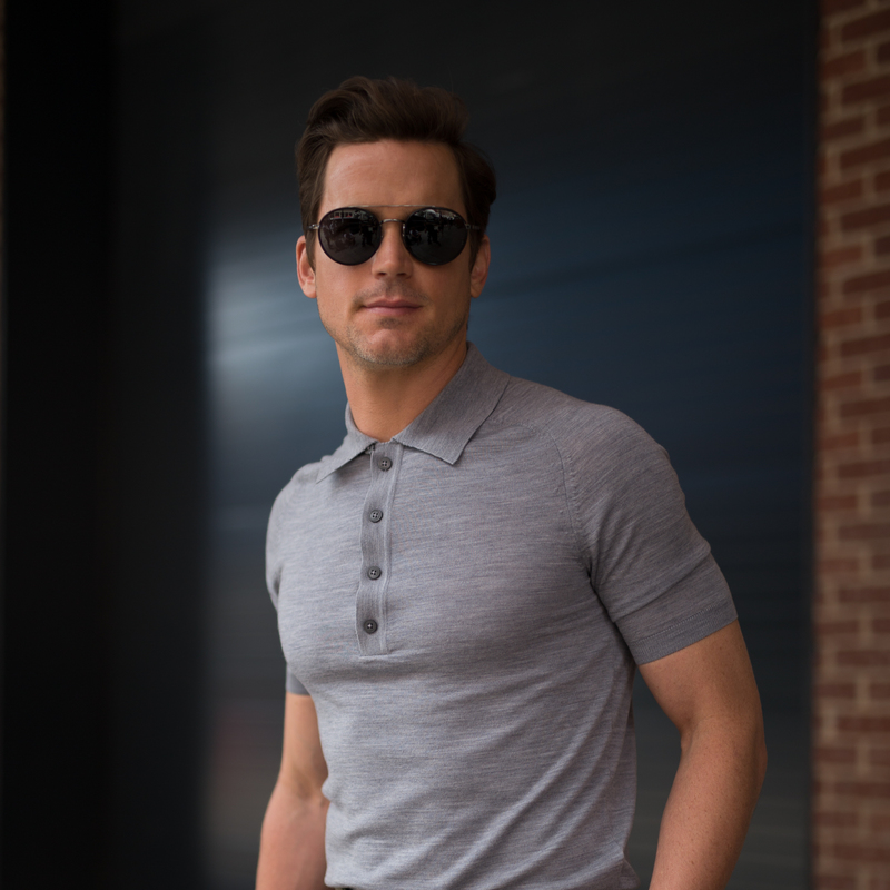 Matt Bomer Polo Shirt