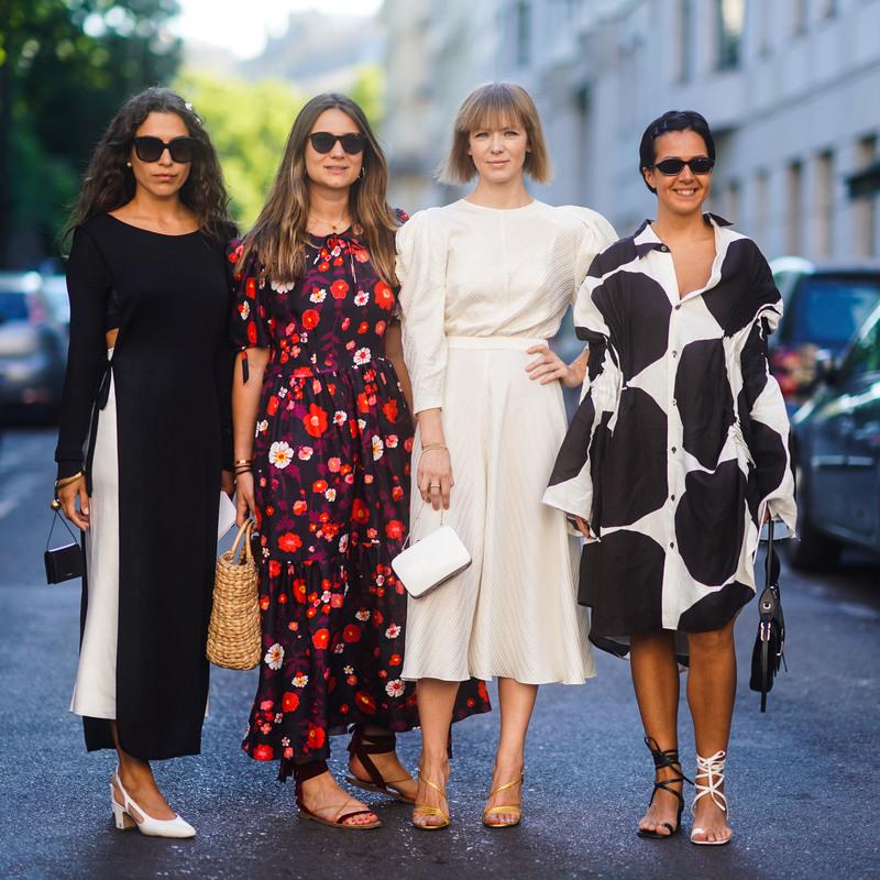 Street style Dresses