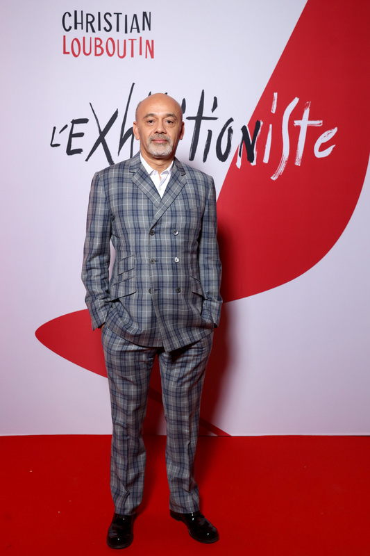 Christian Louboutin exhibit