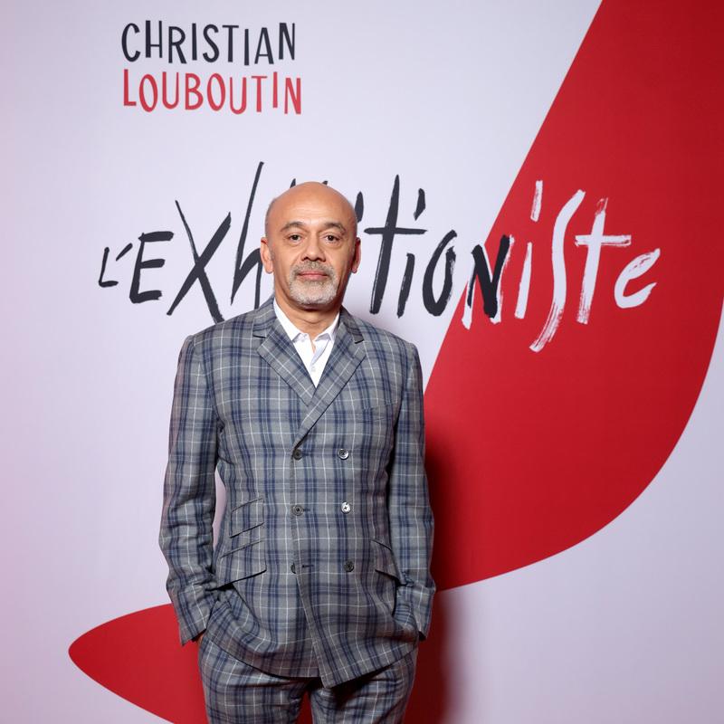 Christian Louboutin exhibit