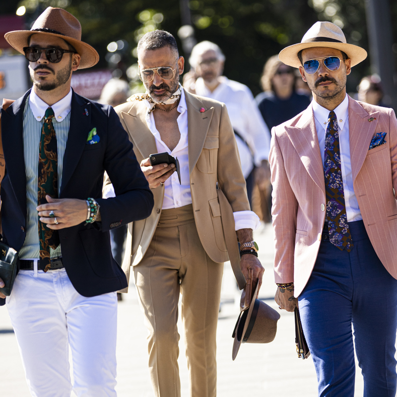 All the essential items every man needs to dress like an Italian.