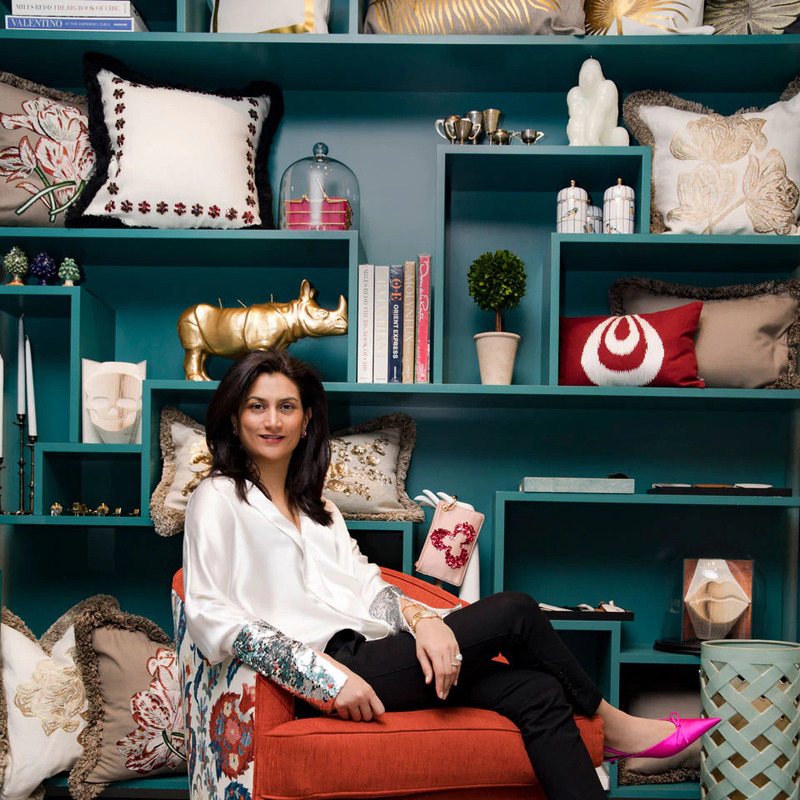 We recently sat down with Babi Ahluwalia, of Sachin + Babi, to hear about her daily routine, where she finds inspiration