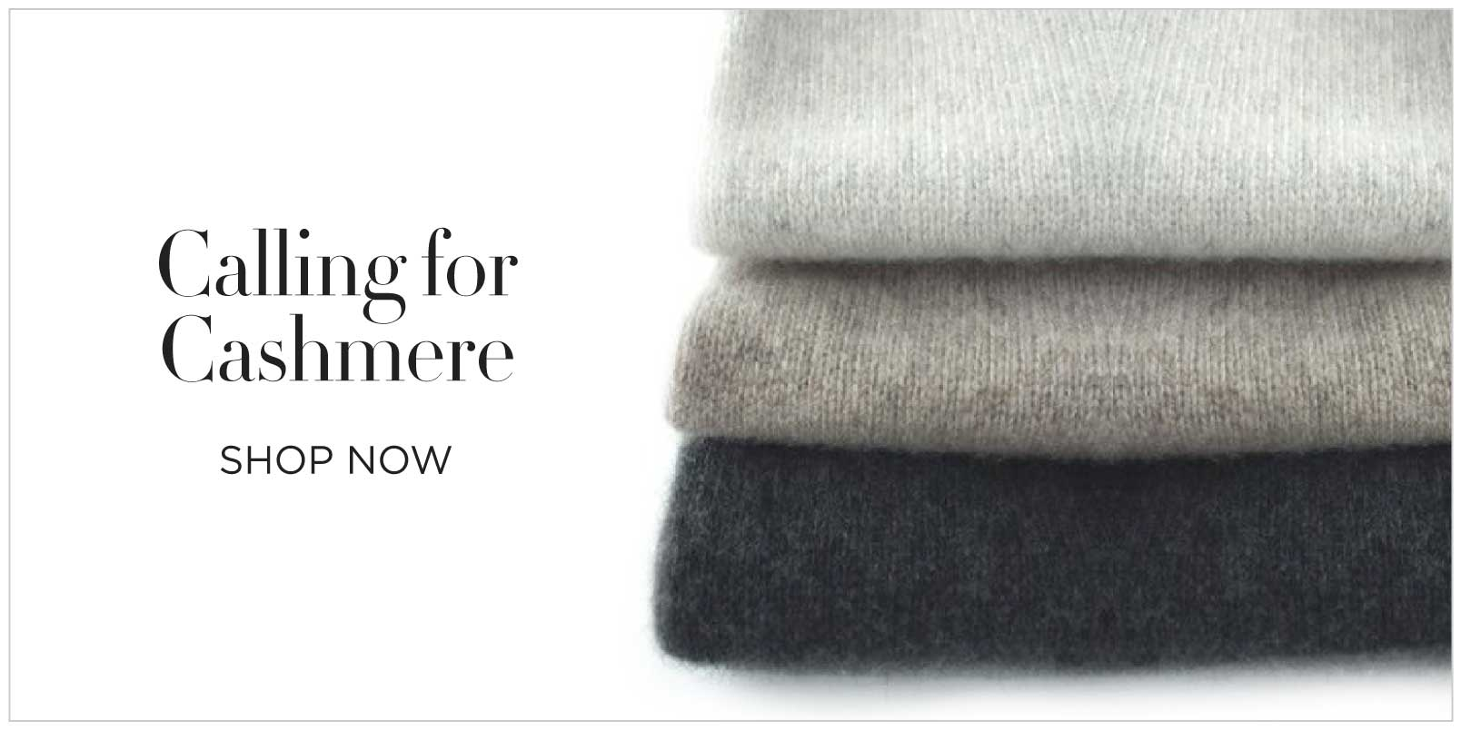 Calling For Cashmere