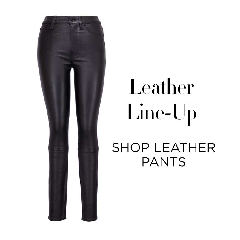 Leather Line-Up