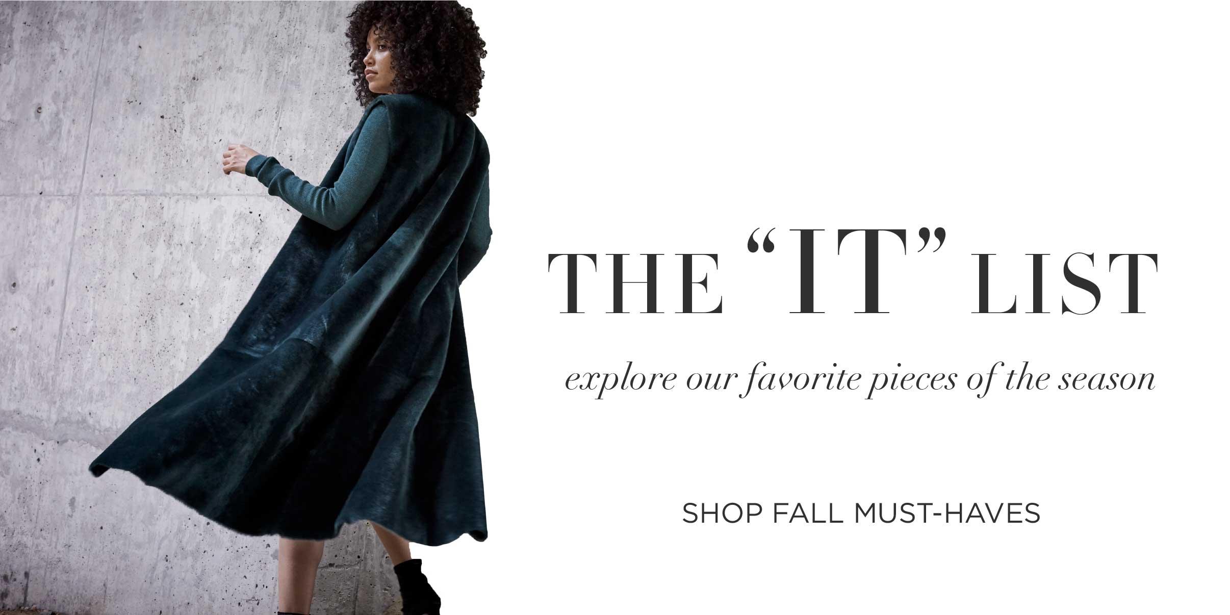 "The ""IT"" List"