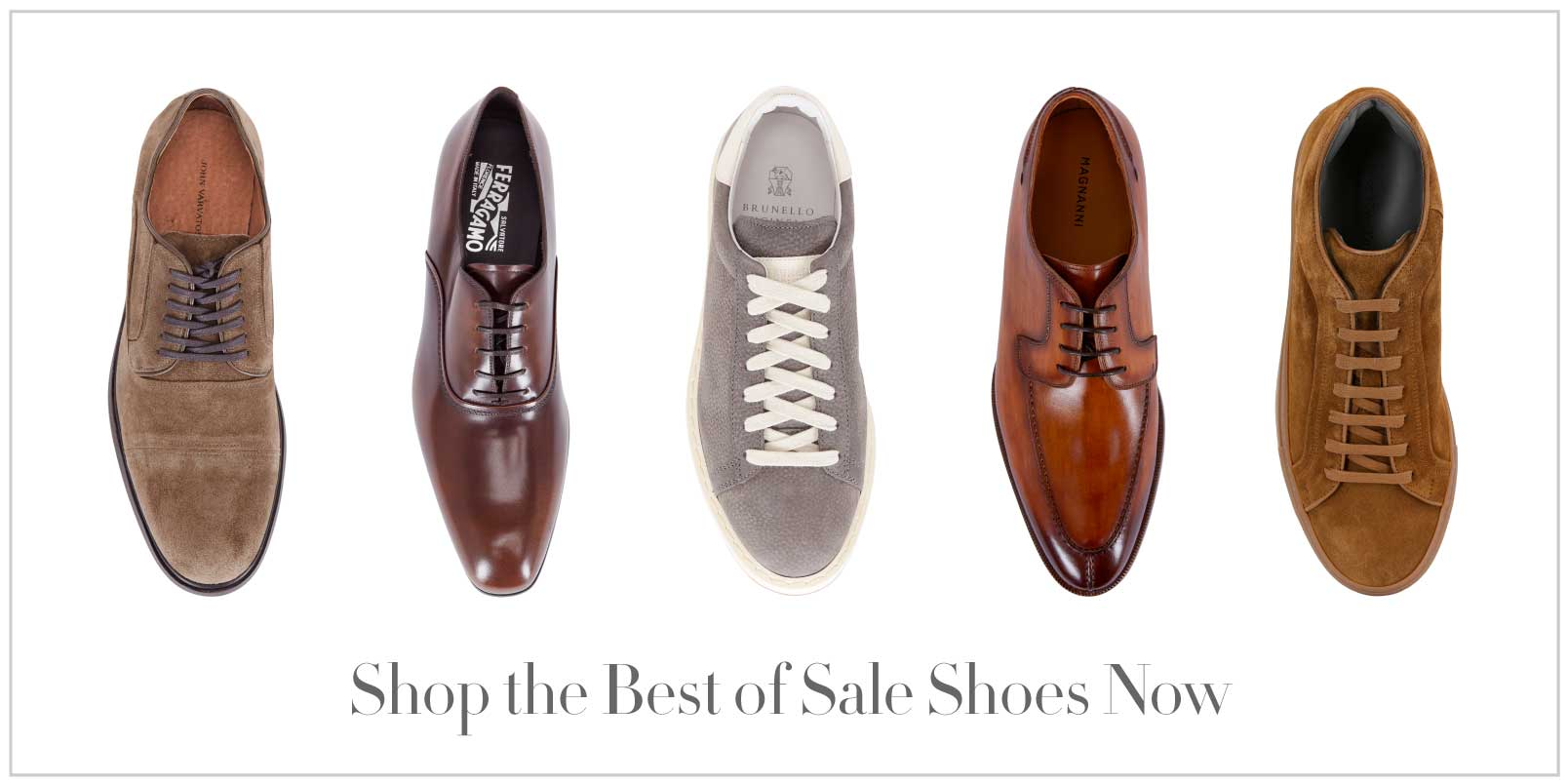 The Best of Men's Shoe Sale