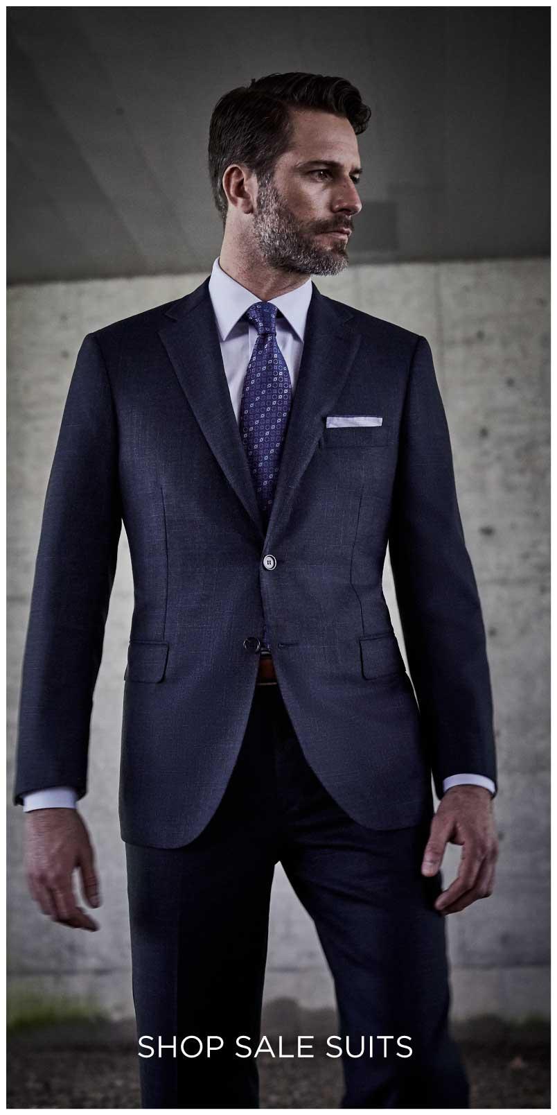 Men's Sale Suits