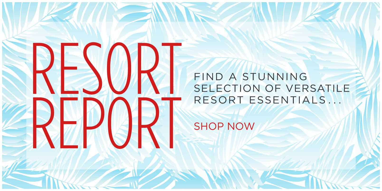 Resort Report