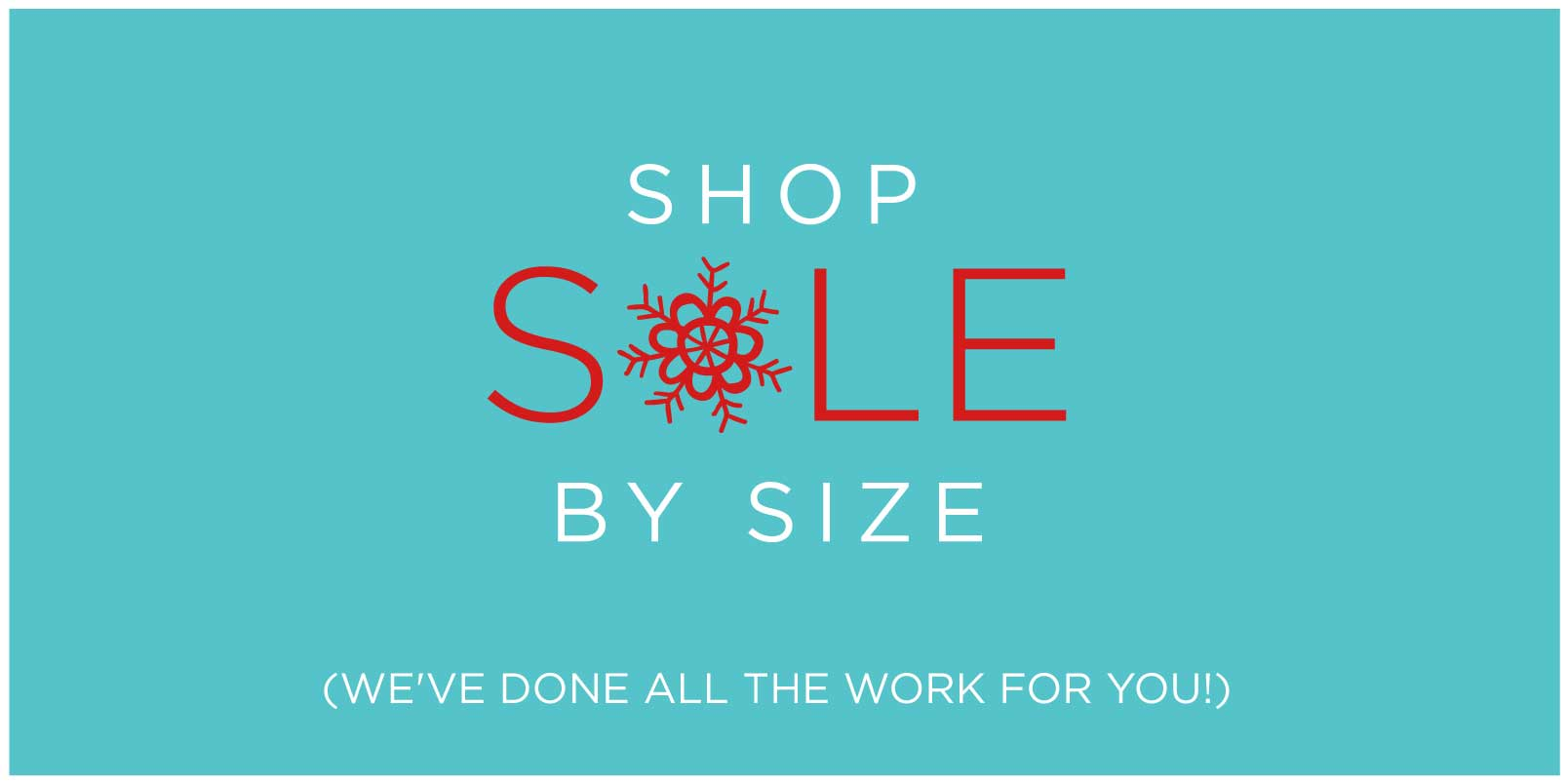 Womens Sale by Size