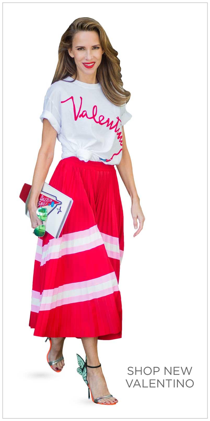 New Valentino Arrivals
