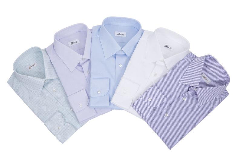 5a7452949521 Brioni Shirts