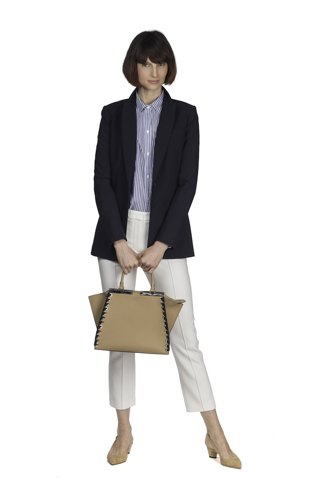 Veronica Beard navy blazer for work