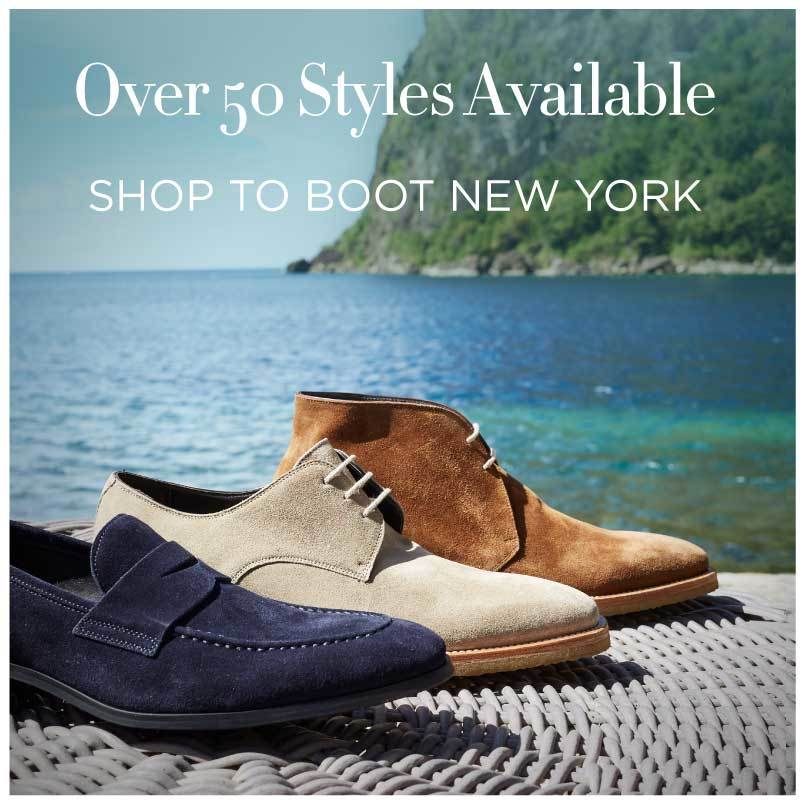 Over 50 Styles of To Boot