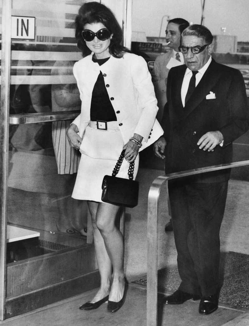 Style Icon Jackie Kennedy Onassis