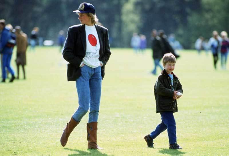 Style Icon Princess Diana