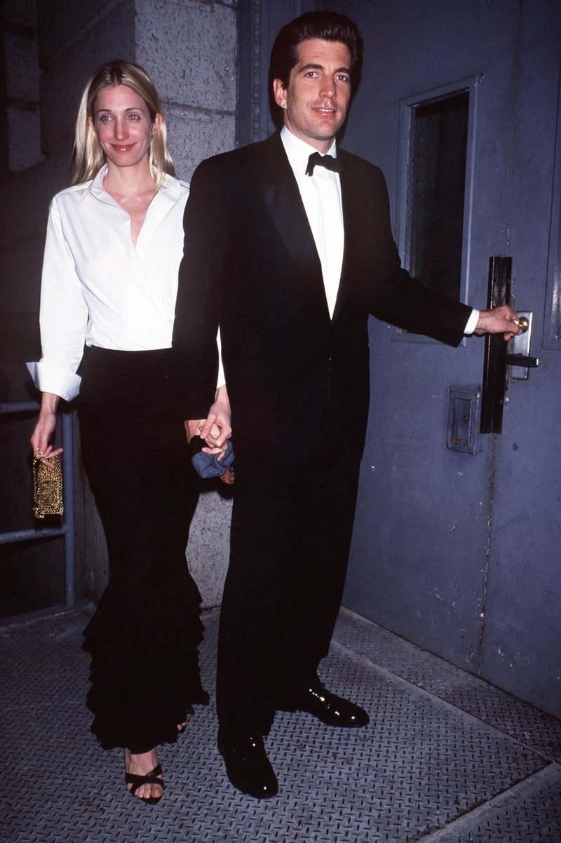 Style Icon Carolyn Besette Kennedy