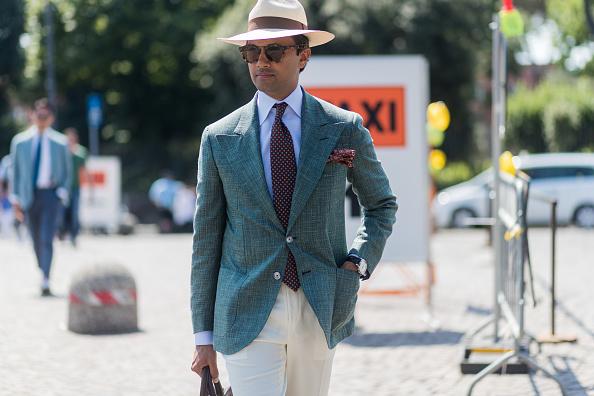 Italian Men's Street Style