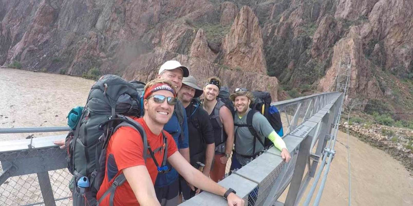 Nate Checketts, Co-Founder & CEO of Rhone with Friends and Family on Bridge