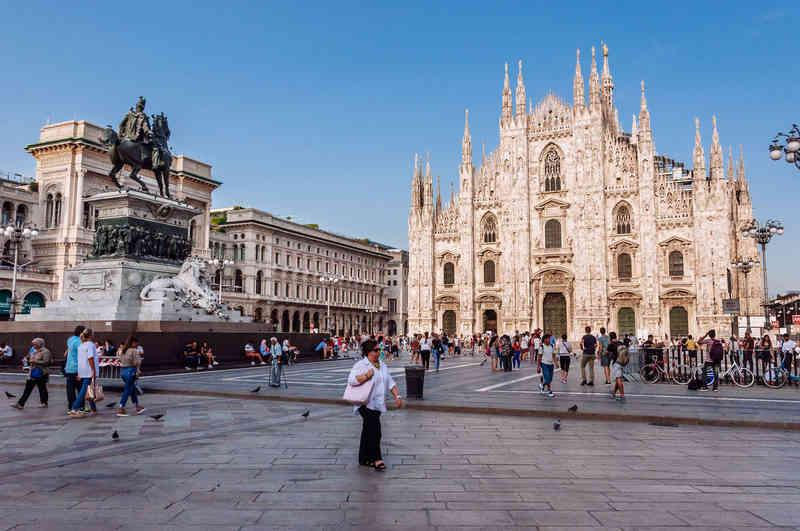 The Duomo - Milan, Italy