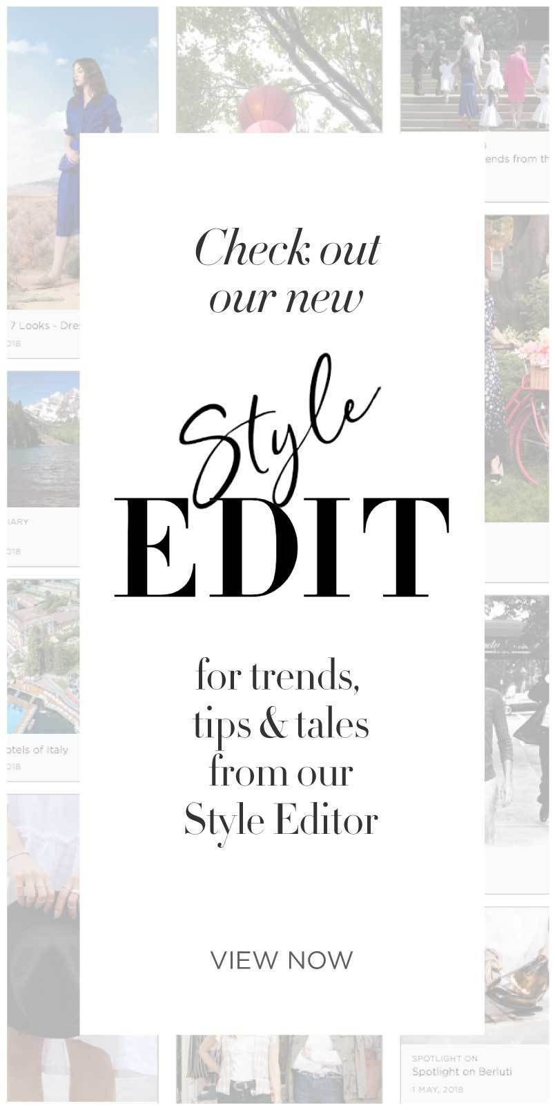 The Style Edit