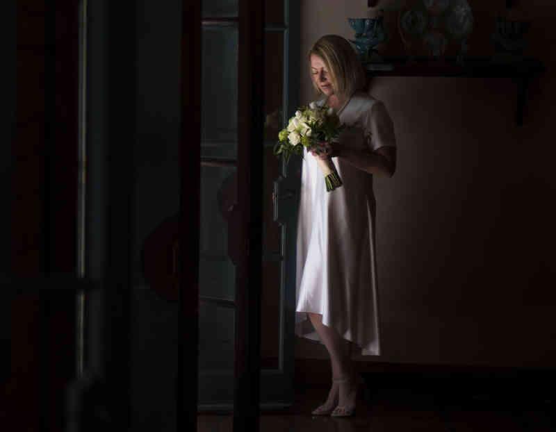 Non-traditional Bride