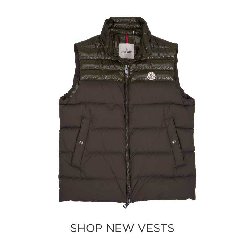 New Vests