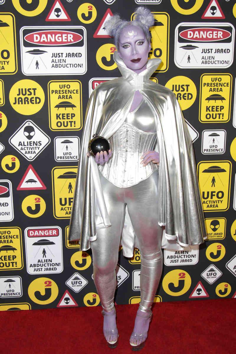 Mod Martian Halloween Costume