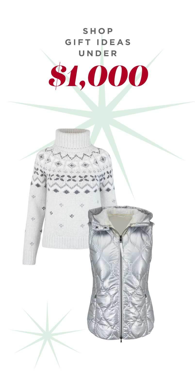 Shop Gift Ideas for Women Under $1000