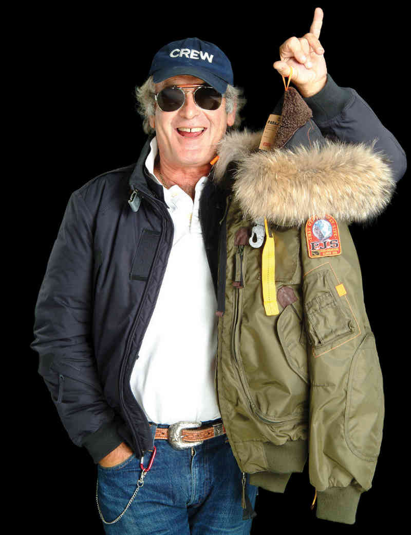 Massimo Rossetti of Parajumpers