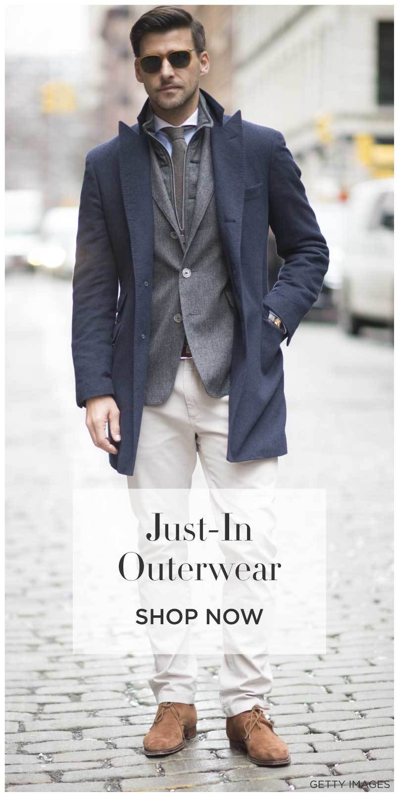 Just in Outerwear