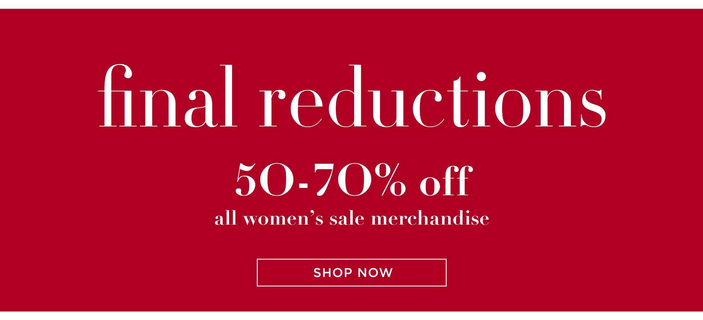 Sale keeps getting better