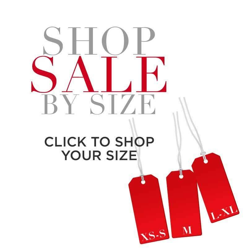 Sale by Size