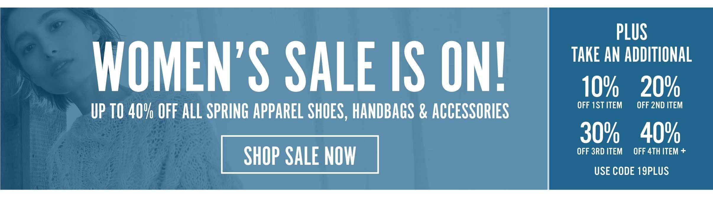 women's sale multiple