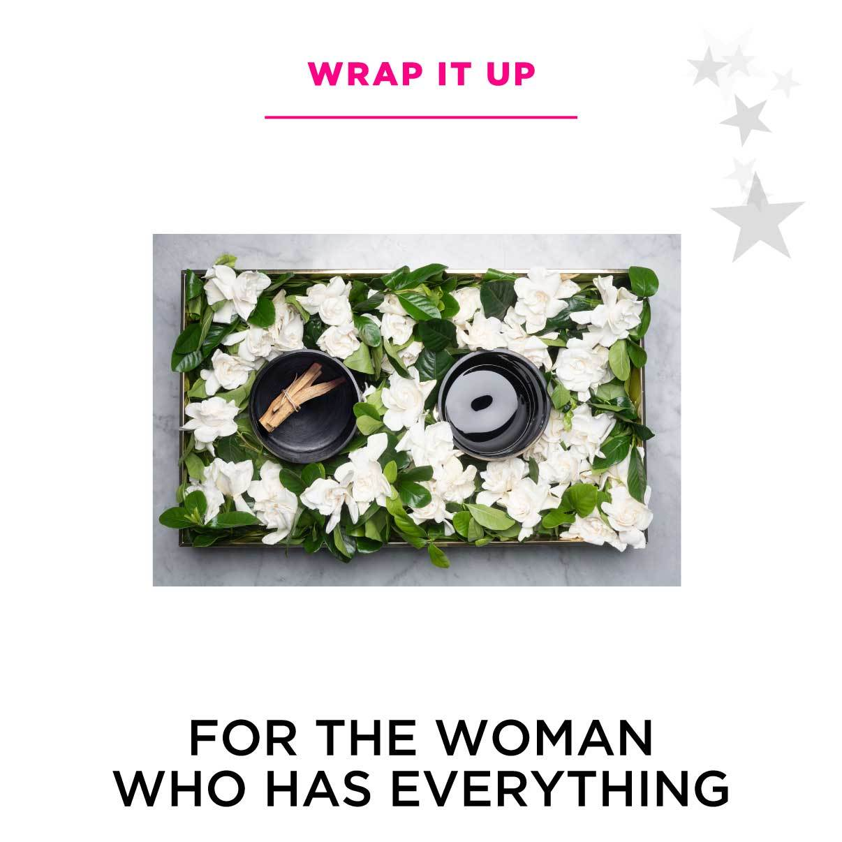 Gifts for the Woman Who Has Everything