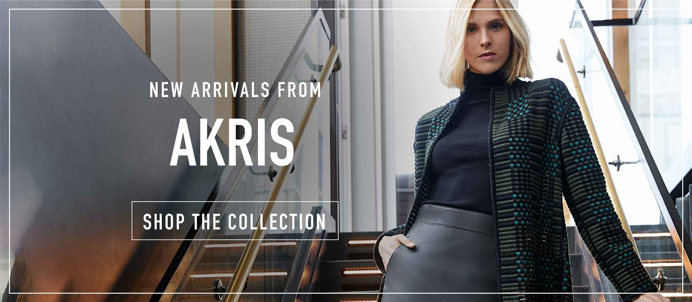 New Arrivals from Akris