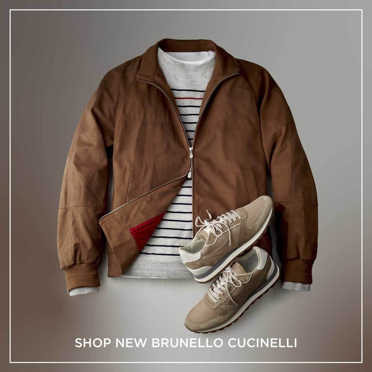 SHop New Brunello Cucinelli