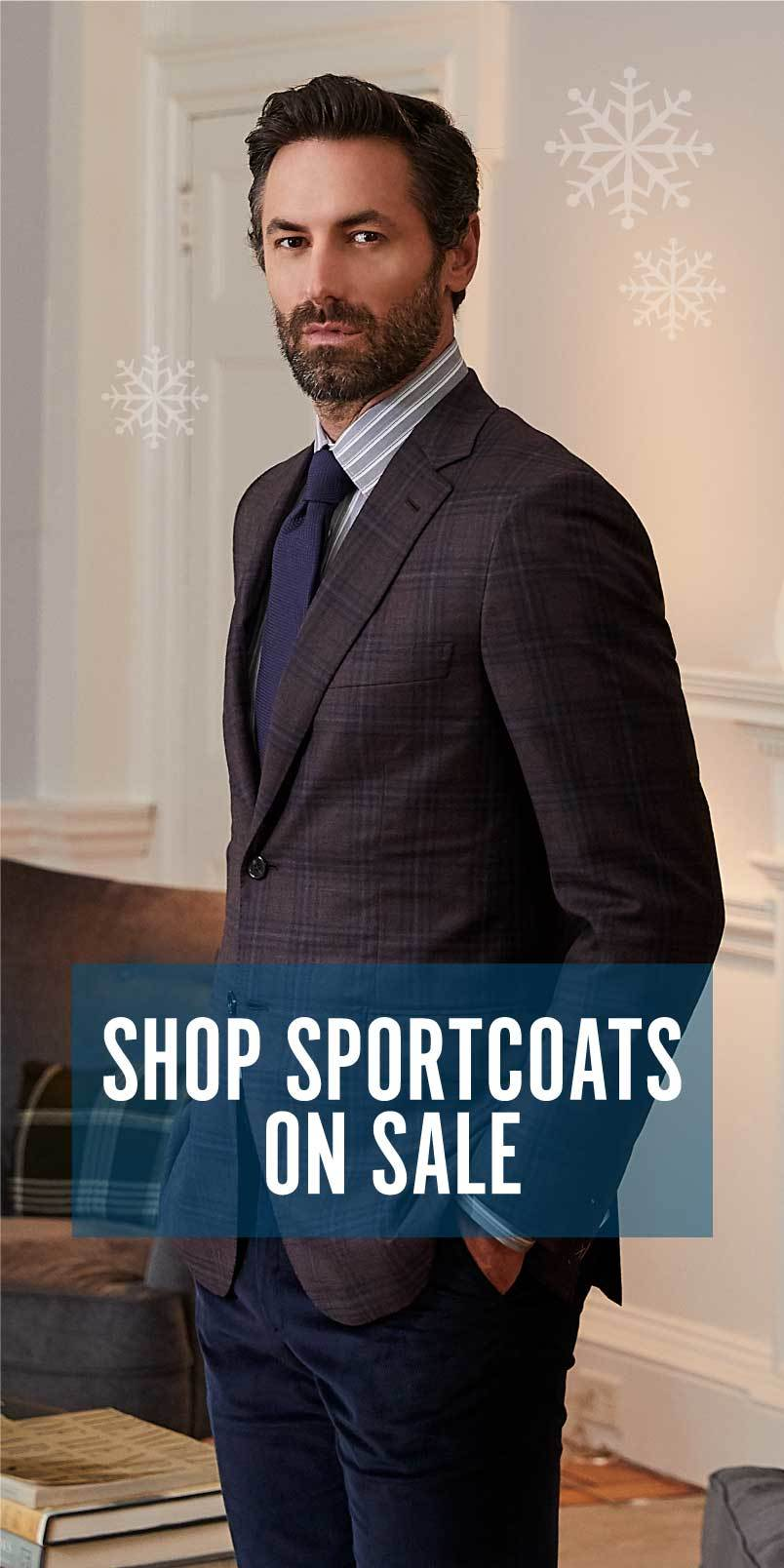 sport coats on sale