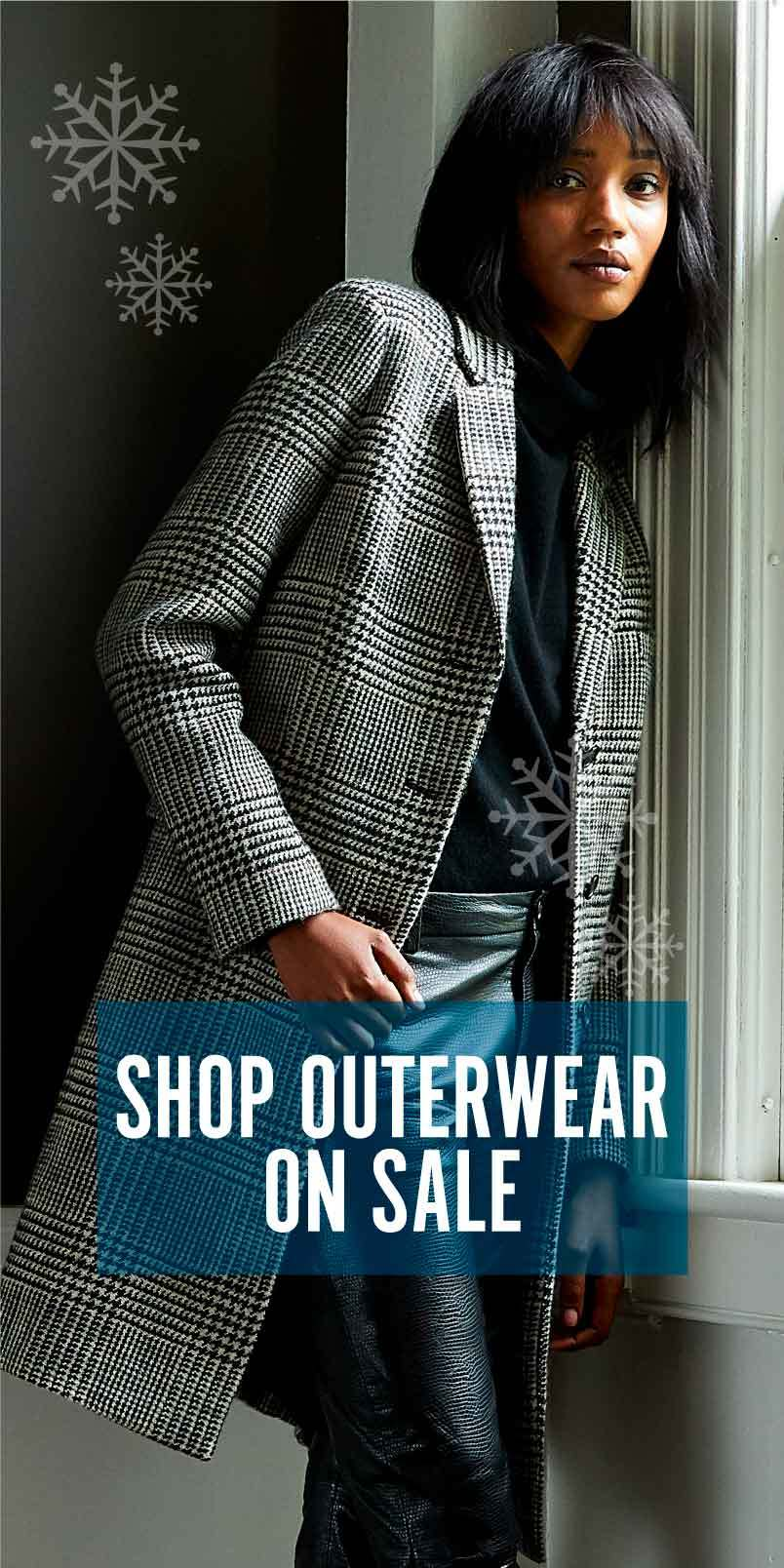 Outerwear on sale
