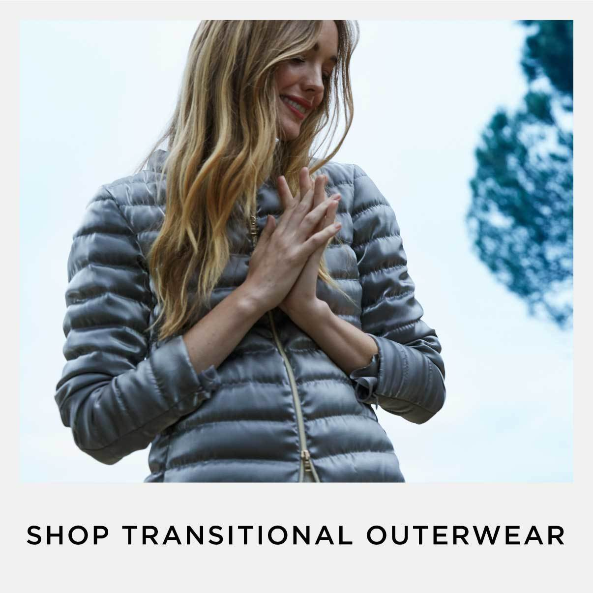 transitional outerwear